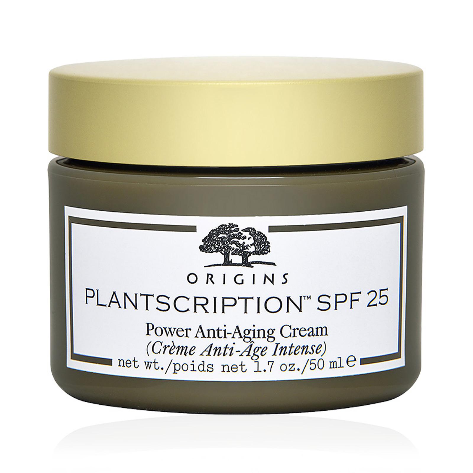 Plantscription SPF25 Power Anti-Aging Cream