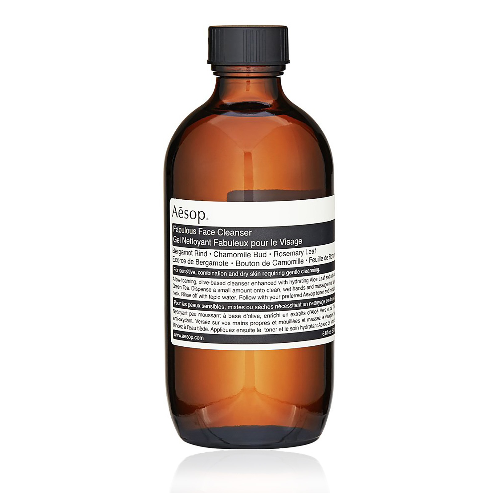 Fabulous Face Cleanser (For Sensitive, Combination and Dry Skins)