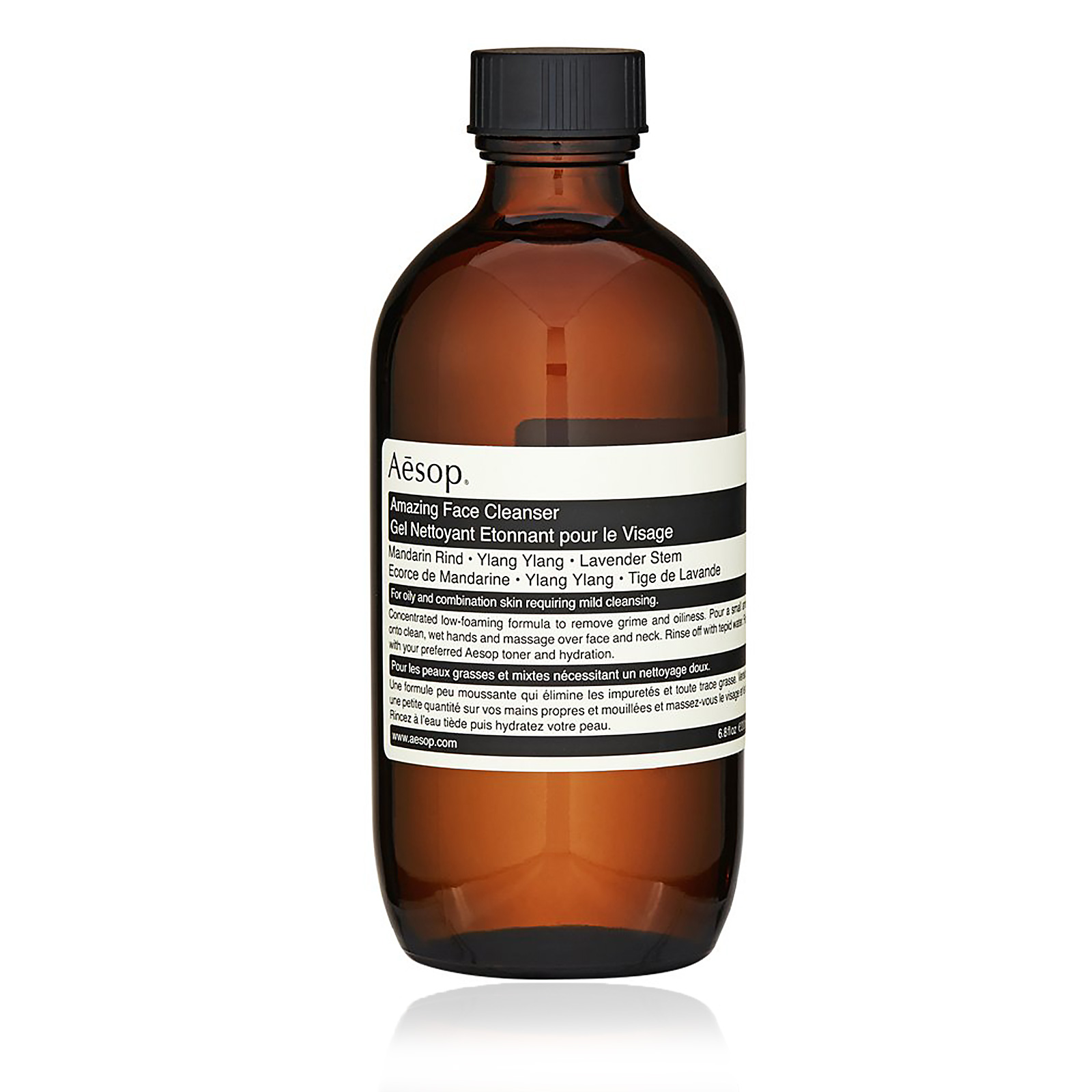 Amazing Face Cleanser (For Oily And Combination Skins)